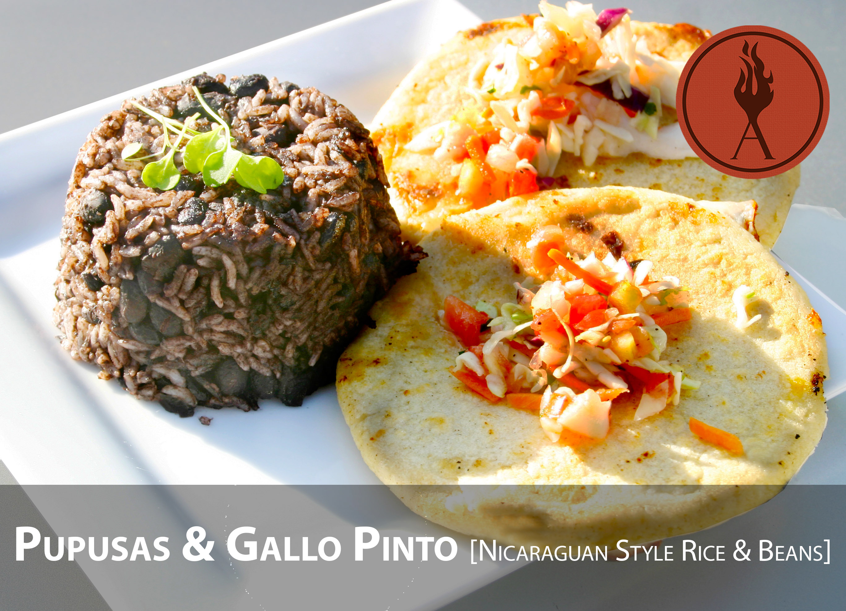 "ASADA Brunch: ""Pupusas & Gallo Pinto"""