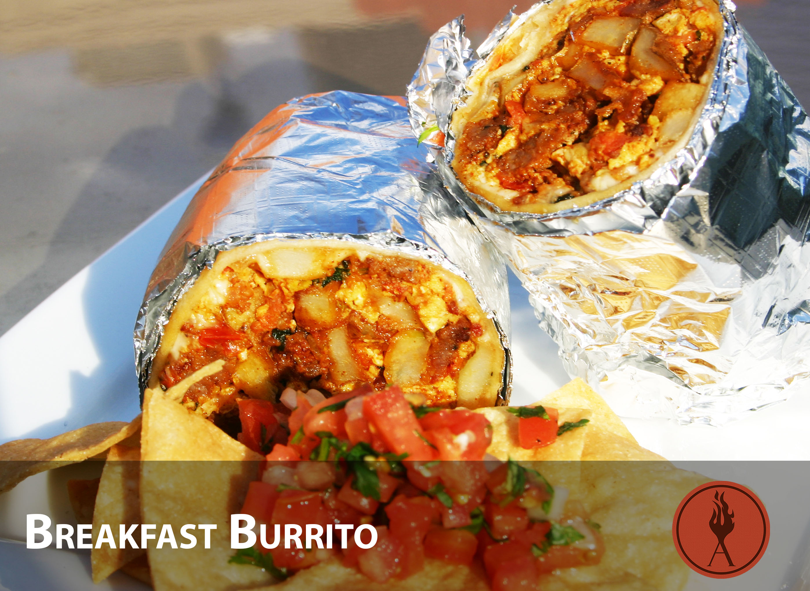 "ASADA Saturday Brunch: ""Breakfast Burrito"""